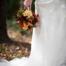 orange-brown-green-wedding-bouquet