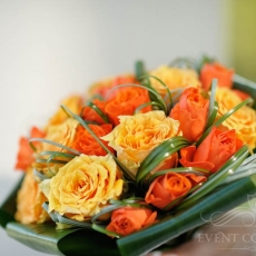 orange-wedding-bouqet