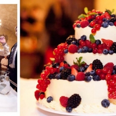 white-berry-Wedding-cake