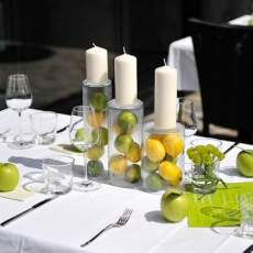 green-yellow-wedding-colours-fruits-limons-limes-appels
