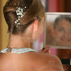 Wedding-hair-bun