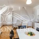 Happy-Prague-Apartments-kintchen-TV